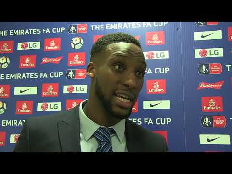 "CHEY DUNKLEY: ""Maybe the spirit of the FA Cup winning team was with us against Man City"""