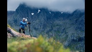 The Wild in Me: Dave Cuthbertson, Mountain Climber and Photographer