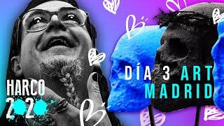 ART MADRID Vs ARCO. CÓMO DISFRUTAR DE UNA FERIA DE ARTE Y NO MORIR EN EL INTENTO. 2020 #HARCO2020