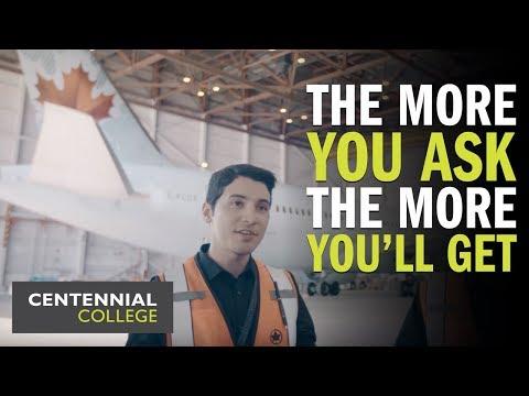 Aviation Technician Air Canada Story