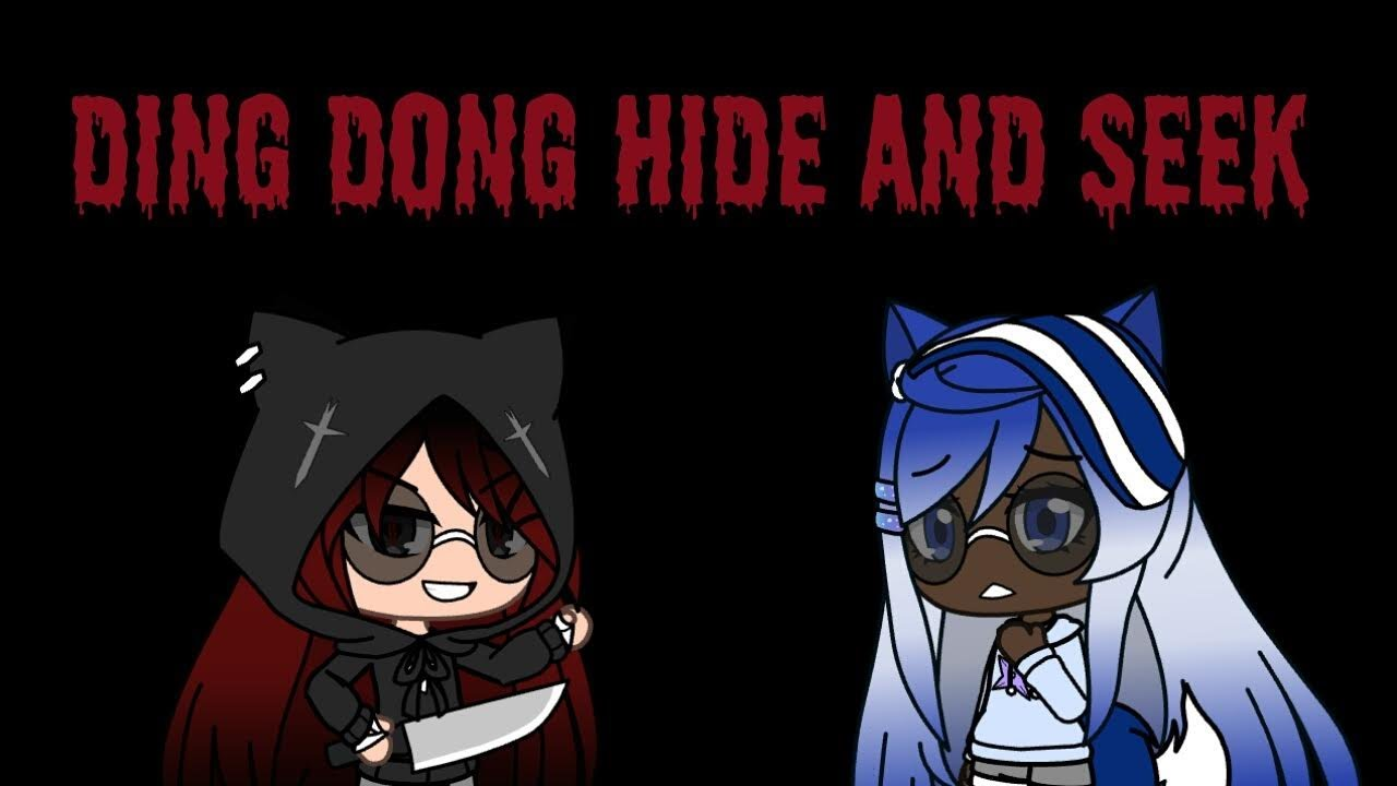 Ding Dong Hide and Seek-GLMV-Collab with Pirate Cupcake ...