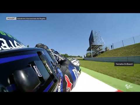 Monster Energy Yamaha OnBoard: Gran Premio d'Italia Oakley