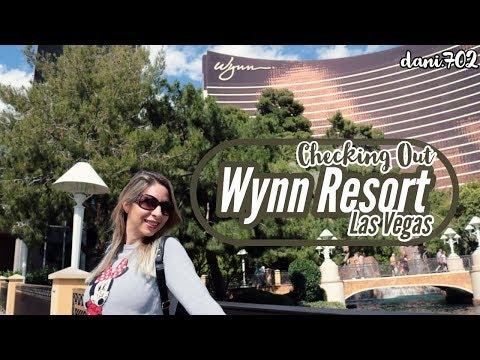Wandering Wynn Resort Las Vegas