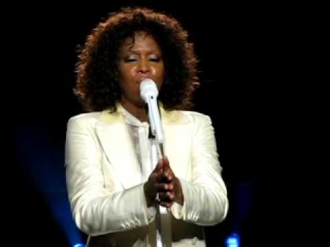 Whitney Houston - I will always love you live in Brisbane 2010