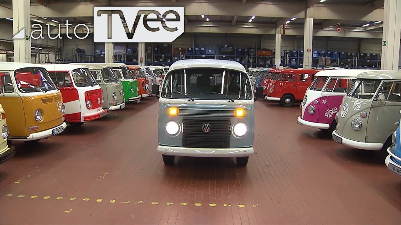 neuer oldtimer seit 56 jahre in brasilien der vw t2 autotvee youtube. Black Bedroom Furniture Sets. Home Design Ideas