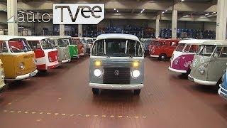 Neuer Oldtimer - seit 56 Jahre in Brasilien - der VW T2   autoTVee