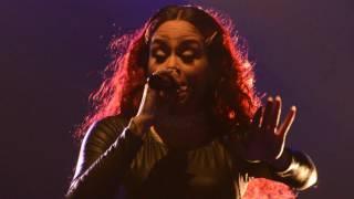 Kehlani - Thank You & Speach [ Live - Boston 2/25/17 ]