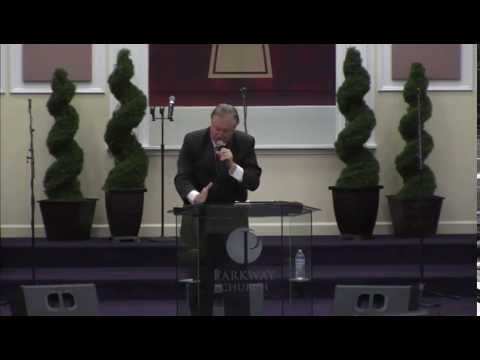 Bishop Jerry W. Dillon - The Power Of A Determined Soul
