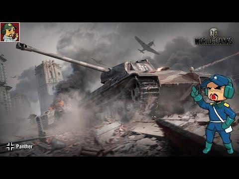 World Of Tanks - Panther | Ветка Немецких средних танков (Идём к E 50 Ausf. M)