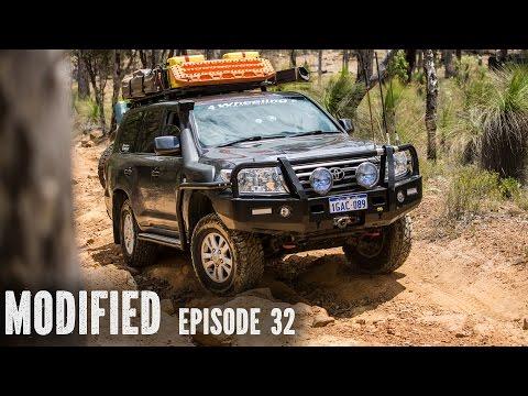 200 Series Landcruiser review, Modified Episode 32