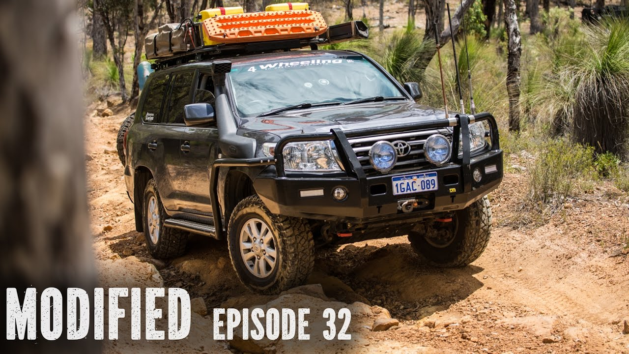 200 Series Landcruiser review, Modified Episode 32