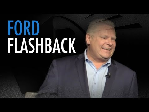 """Doug Ford: """"There's a populist movement going around the world"""" (Rebel Live FLASHBACK)"""