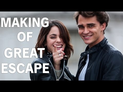 Making Of: Great Escape #MakingOfTini | TINI