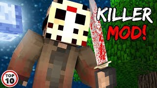Top 10 Scary Minecraft Mods