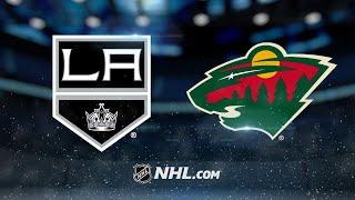 Carter propels Kings to 4-3 OT win with two goals
