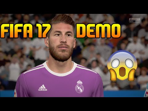 ΑΞIΖΕΙ!!-Greek Fifa 17 Demo