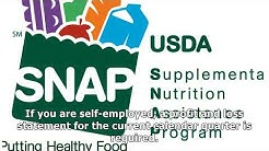 How to Apply for Food Stamps, the SNAP Program