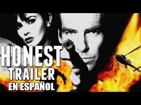 GOLDENEYE (Honest Game Trailers en Español)
