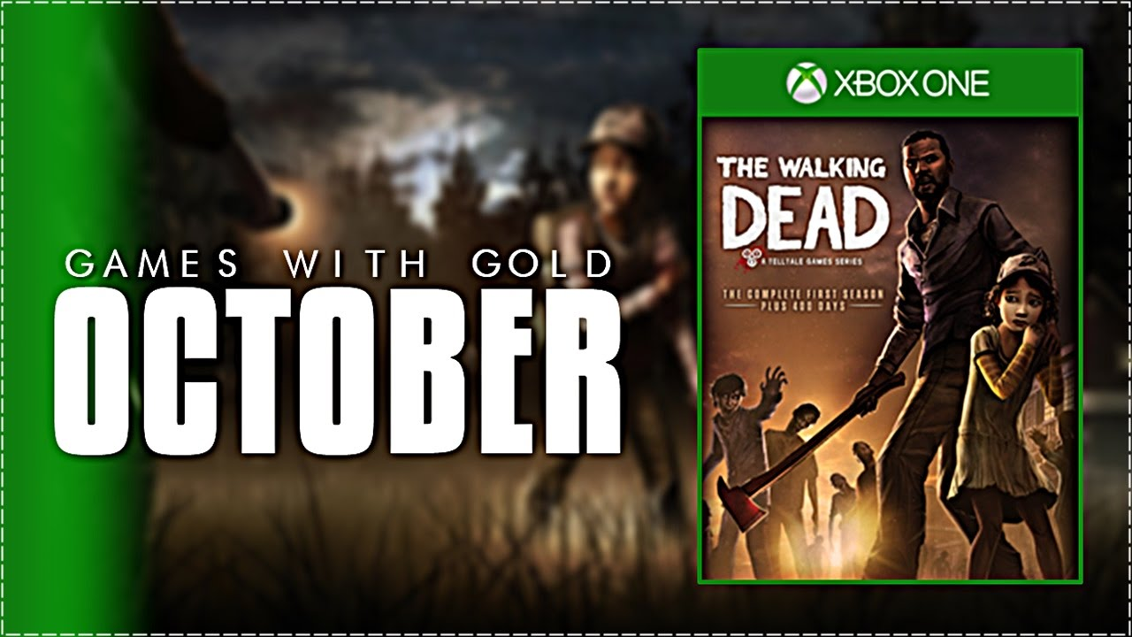 Games With Gold October 2015 Xbox One Xbox 360 Youtube