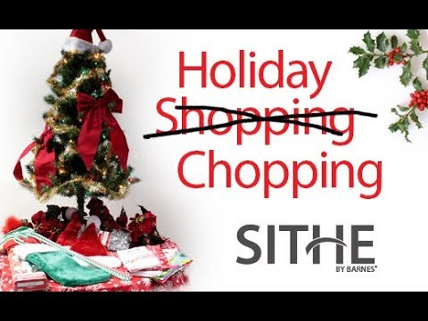 Sithe Chopping Series: Holiday Edition