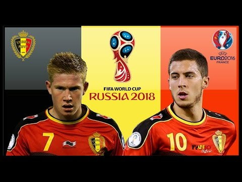"✅BELGIAN RED DEVILS GO FOR MONDIAL 2018 ! (BEST ""EURO 2016"")"