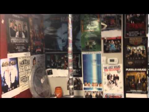 Radio Station Tour of Abilene's Rock 108