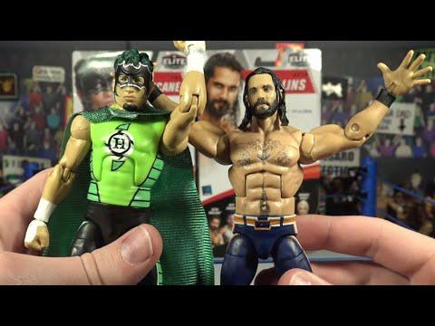 WWE Seth Rollins & The Hurricane Elite 75 Review