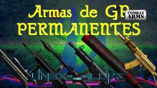 UneX-_-iLukS ❂ Combat Arms Brasil ► Armas de GP PERMANENTES