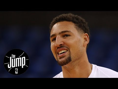Paul Pierce would like to see Klay Thompson on a different team   The Jump   ESPN