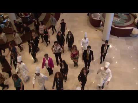 Flash Mob - Hilton Diagonal Mar Barcelona
