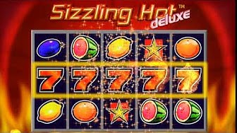Play Sizzling Hot™ deluxe