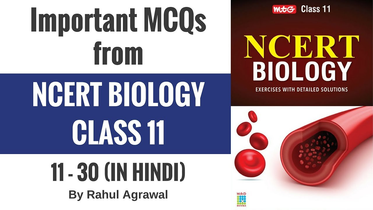 12th Biology Book In Hindi