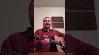 Say You Won't Let Go- Brandon Long Cover