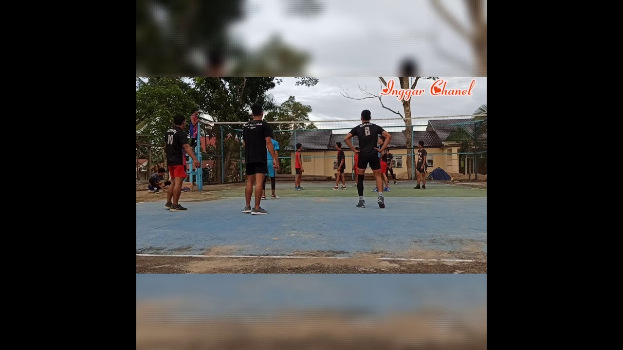 Download Set 2 Elang Muda Vs JaDay || Sebatas Hoby Volly ball Tarkam