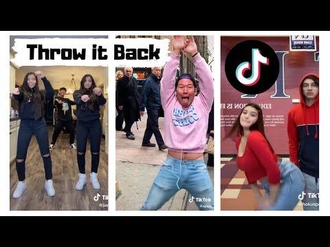 Throw it Back Dance Challenge | TikTok Compilation | Cookiee Kawaii - Vibe