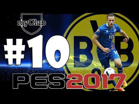 myClub #10 - Champions League! - Emoções em PES 2017