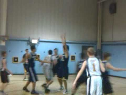 Block Yeshiva High School Basketball Game