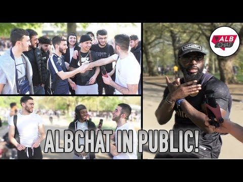 What Does London Know About Albania? (4/20) | ALBCHAT