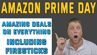 AMAZON PRIME DAY 2019  |  Deals You Won't Want To Miss