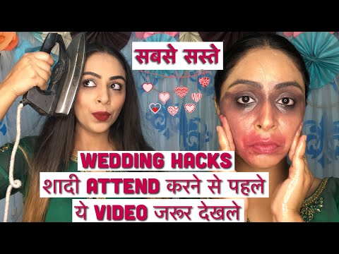 6-wedding-hacks-you-must-try-|-wedding-series-(-episode--12)-|-the-passionista[akanksha]