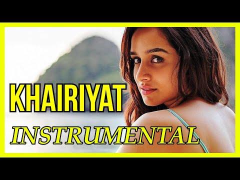 Khairiyat Instrumental Cover By Nerdmusic
