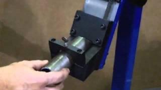 mittler bros hydraulic tube notcher