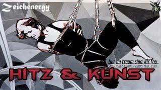 ZEICHENERGY - Hitz & Kunst - ADS feat Kat B.  Nur im Traum sind wir frei