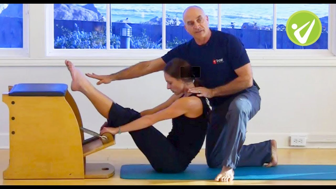 Back Care Essentials Pilates Workshop - Rael Isacowitz - YouTube