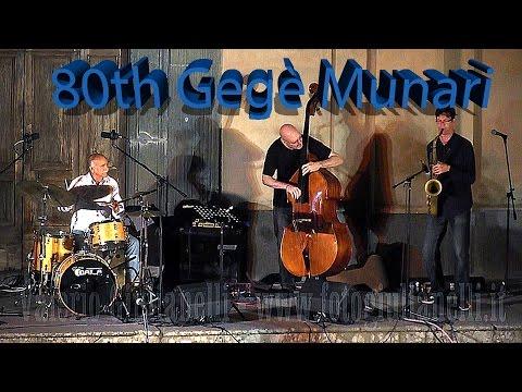 80th Gegè Munari con Donny Mc Caslin & Scott Colley - Tuscia in Jazz Civita di Bagnoregio