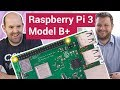 Introducing the Raspberry Pi 3 Model B+