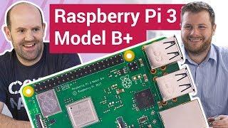 Introducing the Raspberry Pi 3 Model B+