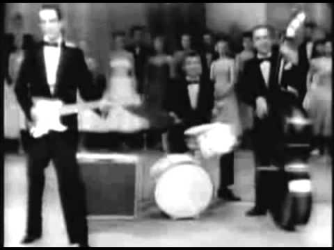 Buddy Holly - Peggy Sue (Arthur Murray Dance Party, 1957)