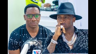 #LIVE : BLOCK 89 EXCLUSIVE INTERVIEW WITH DIAMOND PLATNUMZ & RC PAUL MAKONDA - 1 NOV. 2019