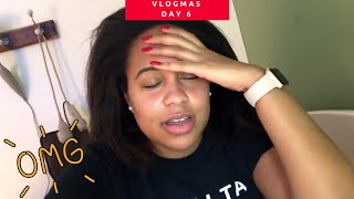 OMG! WE GOT COLONIC HYDROTHERAPY | Vlogmas Day 6